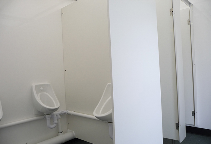 Event Mobile Toilet Interior