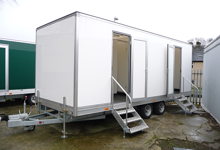 Event Mobile Toilet Range